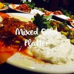 ottoman, ottoman turkish, turkish cuisine, turkish barbecue, turkish bbq, turkish restaurant newcastle, turkish food, mixed cold platter, humus, broad beans,